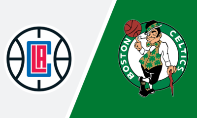 clippers vs celtics - photo #37