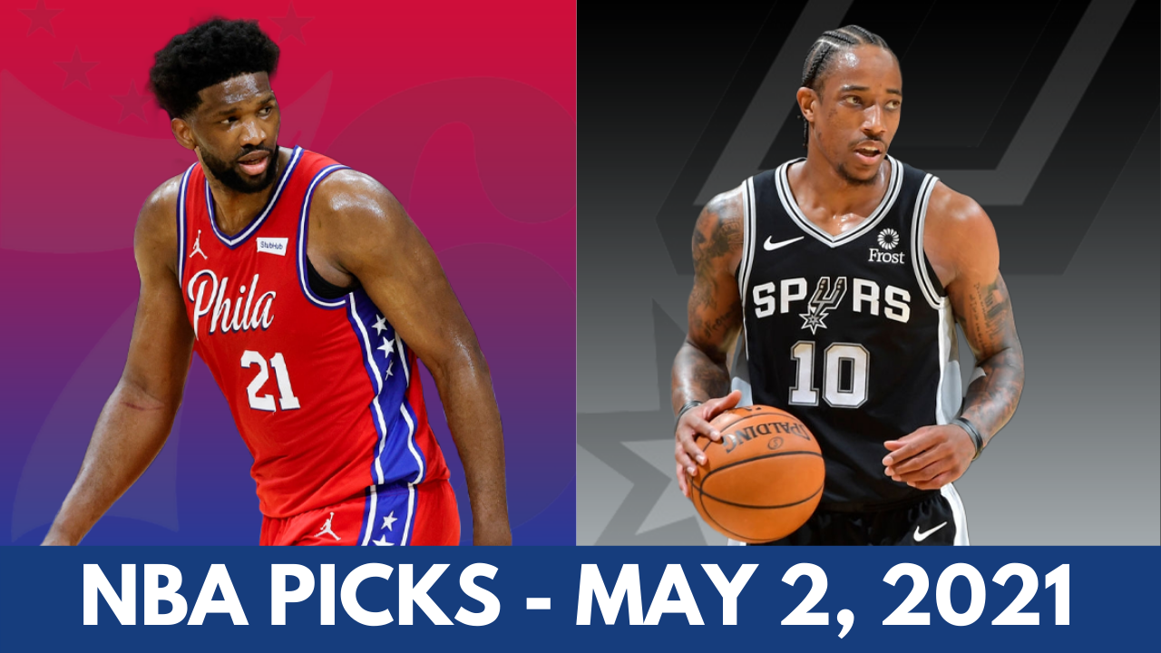 Philadelphia 76ers vs San Antonio Spurs Prediction & Betting Preview - May  2, 2021